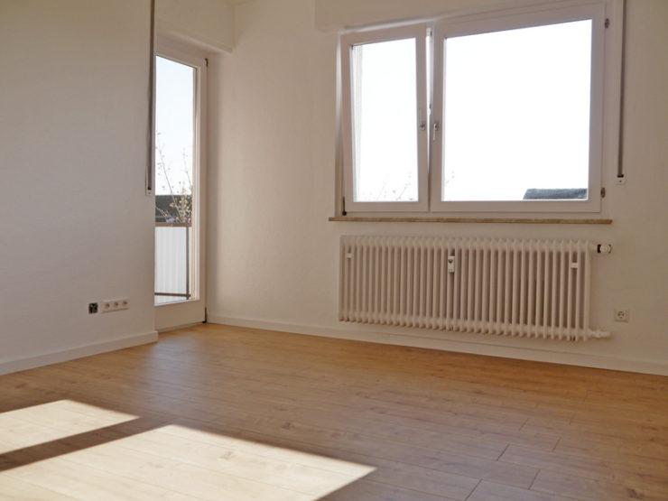 4 ZKB Wohnung mit Loggia, 2 Kellerräumen und Garage in Ingelheim am Rhein
